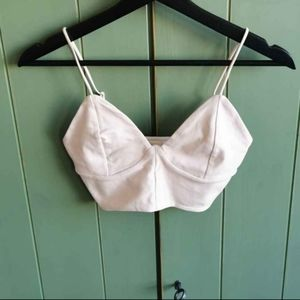 Aritzia Wilfred Free Ling Bustier